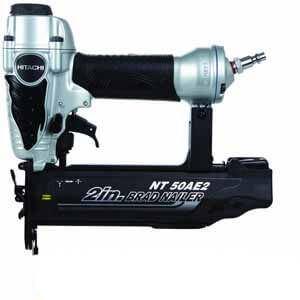 Hitachi NT50AE2 18-Gauge 58-Inch to 2-Inch Brad Nailer