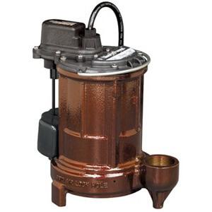 Liberty Pumps 257 13-Horsepower 1-12-Inch Discharge