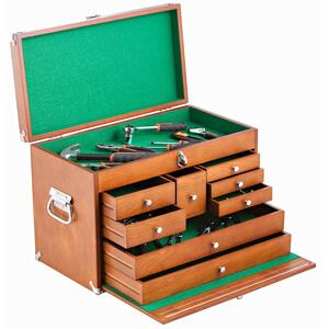 TRINITY TWM-3501 Wood Toolbox