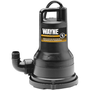 Wayne VIP50 12 HP Thermoplastic Portable Electric