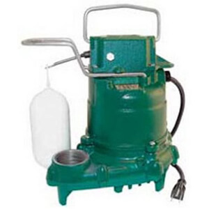 Zoeller 57-0001 M57 Basement High Capacity Pump
