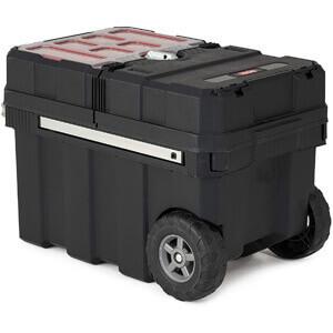 Keter New Masterloader Plastic Portable