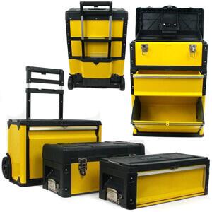 Stalwart Oversized Portable Tool Chest-3