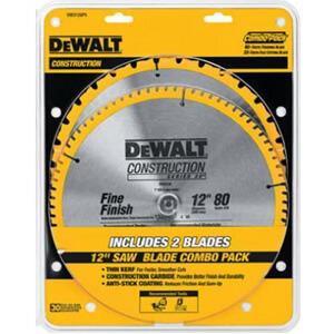 DEWALT DW3128P5 80-Tooth 12 in.