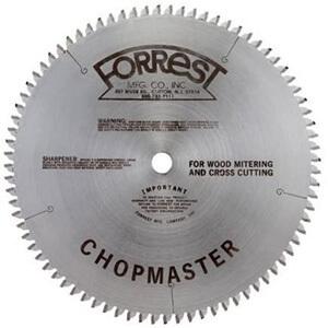 Forrest CM10806105 Chopmaster 10-Inch