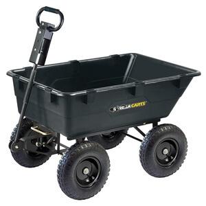 Gorilla Carts GOR866D Heavy-Duty