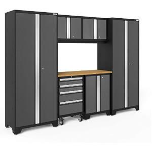 NewAge 50421 7-Piece Garage Cabinets