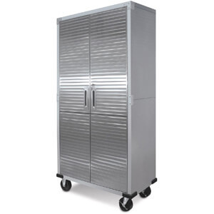 UltraHD Stainless Steel Tall Storage Cabinet
