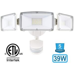 Amico 3 Head LED Security Light