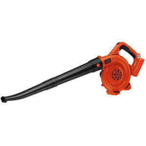 BLACK+DECKER LSW36B SweeperBlower