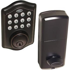 Honeywell Safes 8712409 Entry Deadbolt