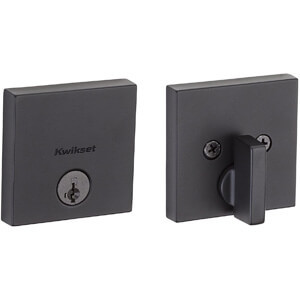 Kwikset 92580-008 Low Profile Contemporary