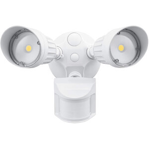 LEONLITE 2 Head LED Outdoor Security