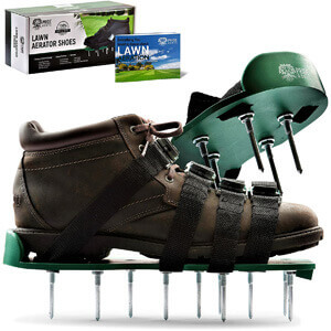 Pride Roots Lawn Aerator Shoes