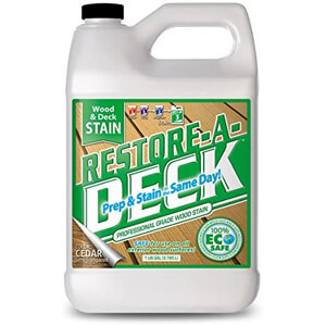 Restore-A-Deck Wood Stain