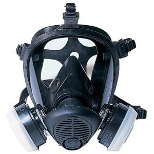 SAS Safety 7650-61 Opti-Fit Full-face APR