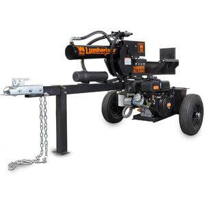 WEN 56222 Lumberjack Gas-Powered Log Splitter