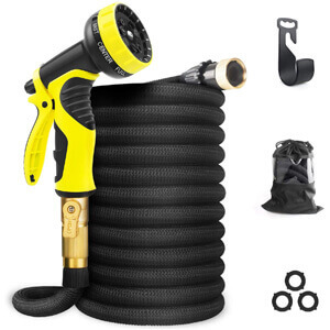 Aterod 50 ft. Expandable Water Hose