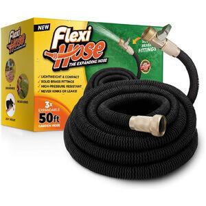 FlexiHose 100 ft. Lightweight Expandable Garden Hose