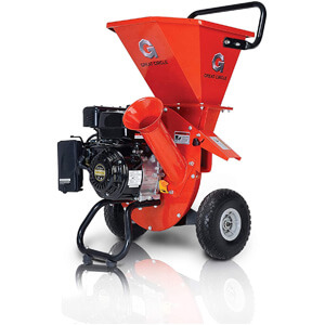 GreatCircleUSA 7 HP 3 in 1 Multi-function Wood Chipper