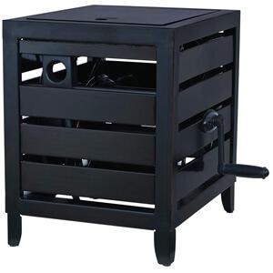 NeverLeak Decorative Metal Hose Cabinet